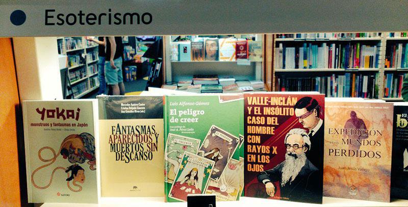 El libro de Gámez en la FNAC