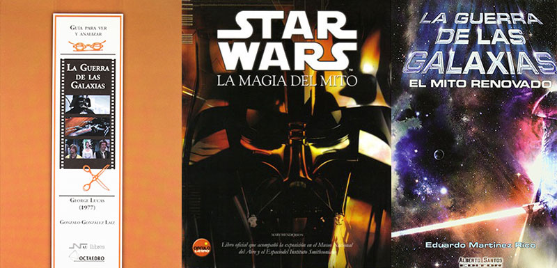 Tres libros para disfrutar aún más de Star Wars