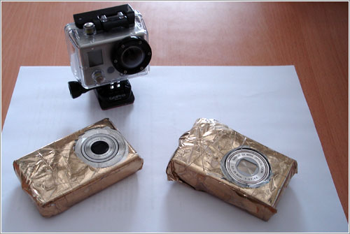 Las cámaras