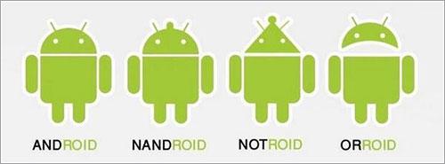 La lógica de Android