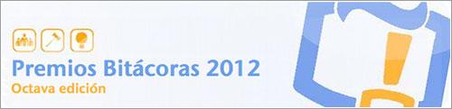 Logo Bitácoras 2012