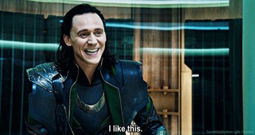 Loki I Like This