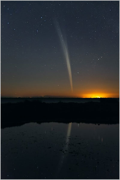 Lovejoy C/2011 W3 por Colin Legg