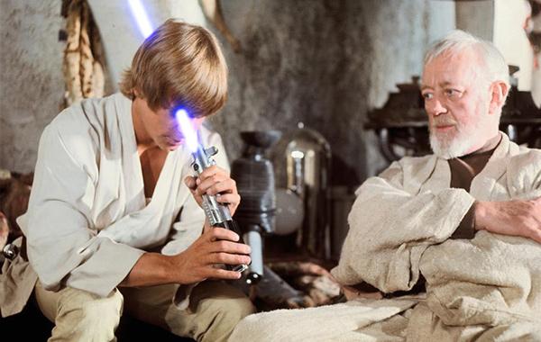 Luke Obi Wan Kenobi