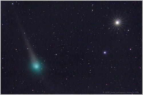 Lulin y Saturno