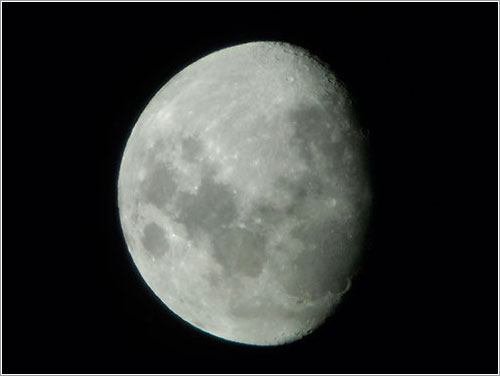 La Luna por el Galileoscopio / Marcos López