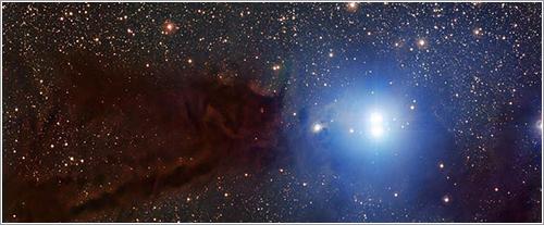 Lupus 3 visto por el MPG/ESO