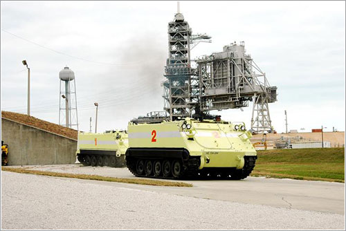 M113 NASA