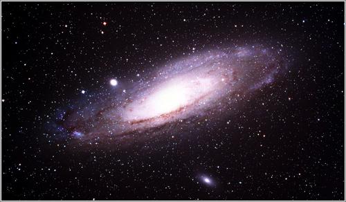 M31: la Galaxia de Andrómeda / Foto: Lanoue