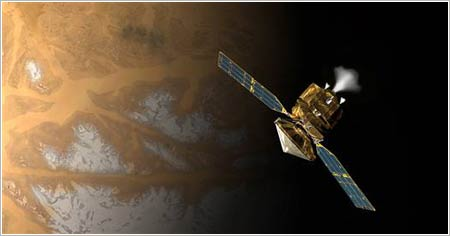 Mars Reconaissance Orbiter