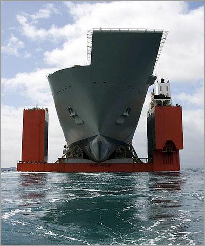 MV Marlin en Australia