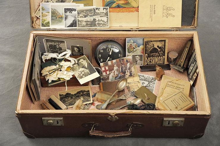 La maleta de Dmytre Zach