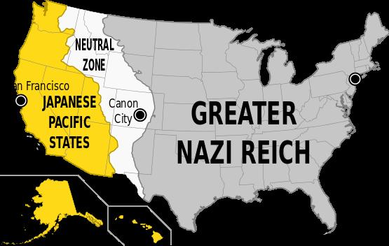 Estados Unidos de la Ucronía