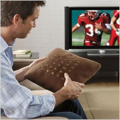 Pillow Remote Control de Brookstone