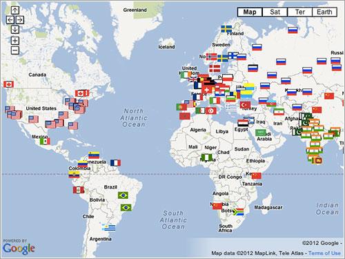 Mapa por Heather Archuletta