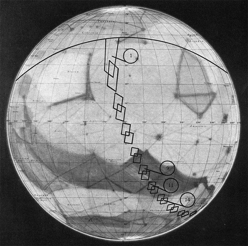 Marte y la Mariner 4