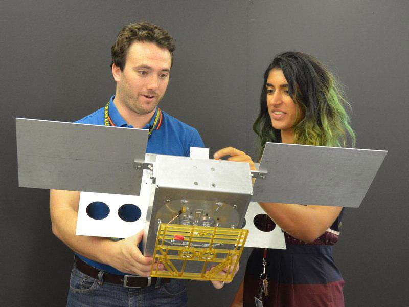 A 24 horas de la llegada de la sonda InSight a Marte