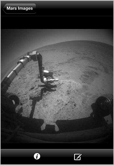 Mars Images por Mark Powell