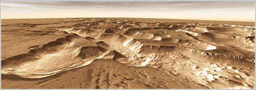Noctis Vista - NASA/JPL-Caltech/ASU