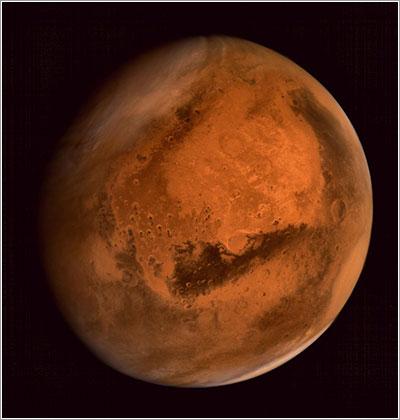 Marte visto por la MOM