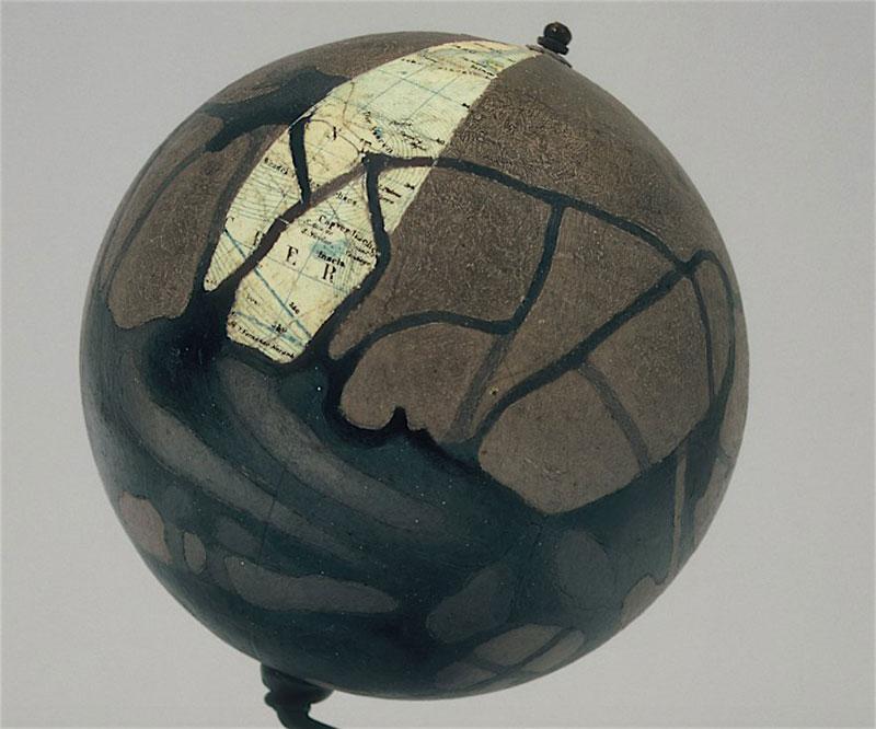 Detalle de Marte por Fritz Kerner–Marilaun