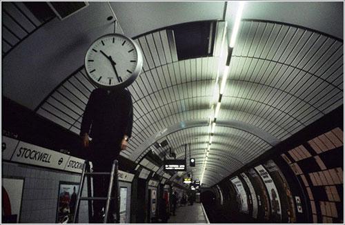 Underground: 40 años fotografiando el metro de Londres