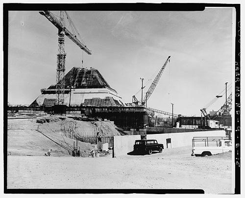 Stanley R. Mickelsen Safeguard Complex, Missile Site Control Building