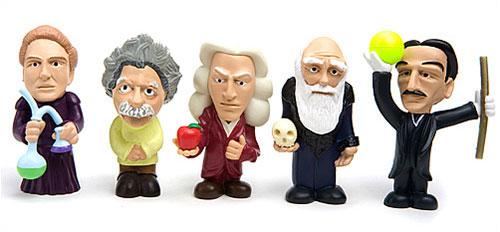 Muñecos científicos