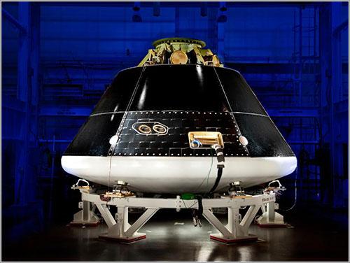 EL MPCV de la NASA