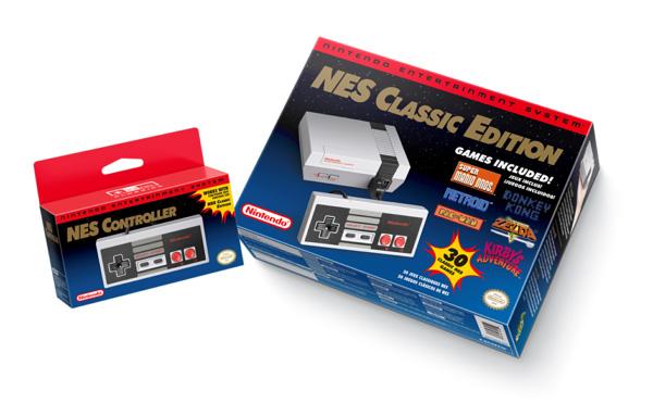 Nintendo revive la videoconsola NES, en miniatura y con 30 juegos
