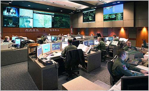 El NORAD en 2005