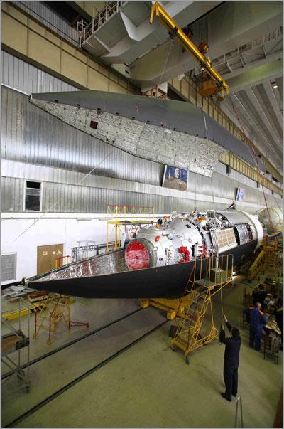 Rusia añadirá cuatro módulos nuevos a la Estación Espacial Internacional