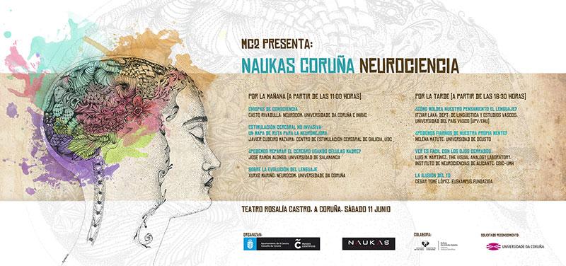 mc2 presenta: Naukas Coruña neurociencia