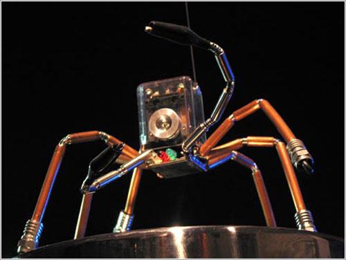 Crab Probe de Andy Hill