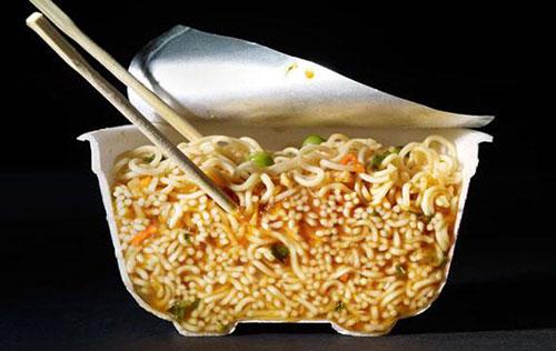 Comida china… ¡Yum!