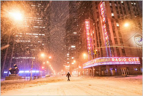 Nueva York por Vivienne Gucwa