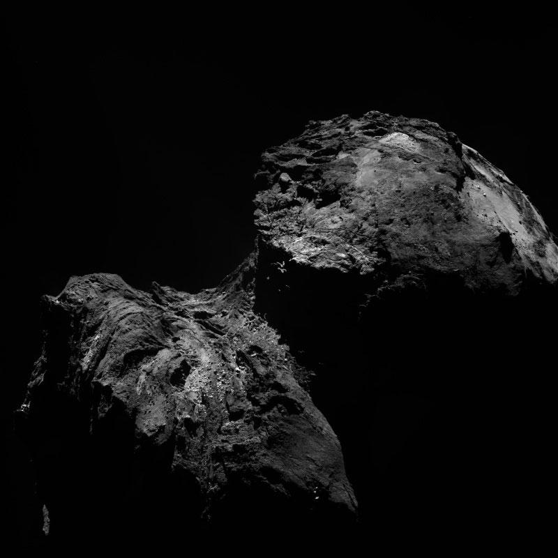 OSIRIS Image of the Day del 11 de diciembre de 2015