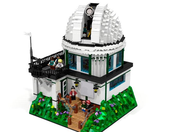 Observatorio Astronómico de Lego