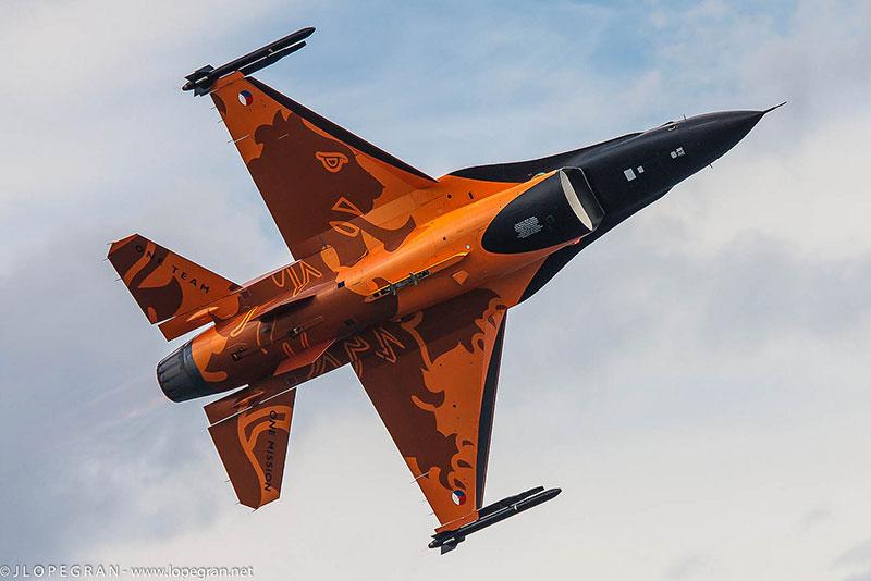 El Orange Lion en 2013