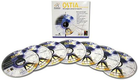 Ostia Software por Pharos