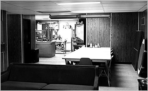 Palmer Station Dining Rm