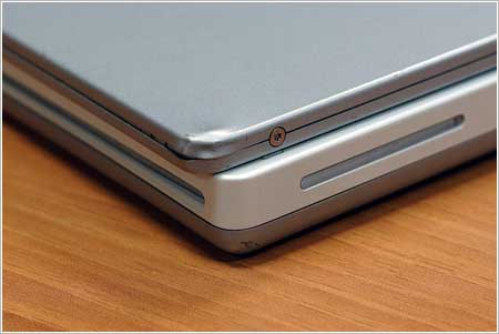 PowerBook vs. acera