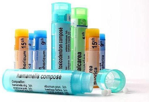 Pastis homeopáticas