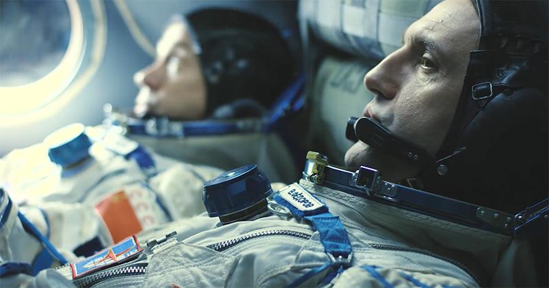 En la Soyuz