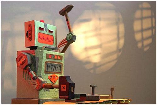 Robot People Too