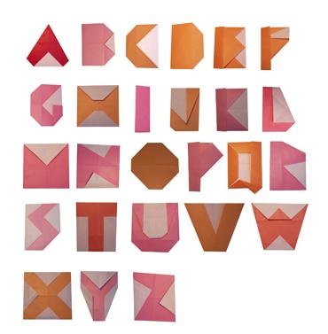 A-Z by Gesa Hansen