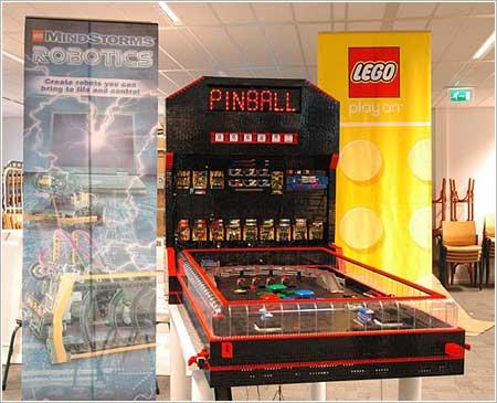 Pinball Lego
