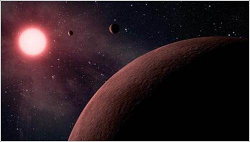 Planetas KOI-961