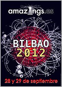 Poster Amazings Bilbao 2012