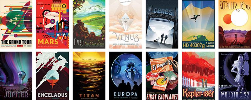 Visiones del futuro por el JPL